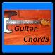 ギターのスケールとコードを覚えるアプリ(左利き可) - Androidアプリ