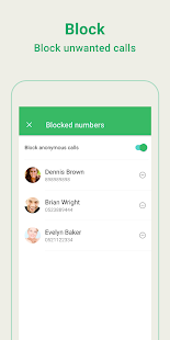 Dialer, Phone, Call Block & Contacts by Simpler Screenshot