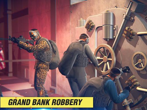 Gangster Crime Bank Robbery -Open World Games 2021 screenshots 12