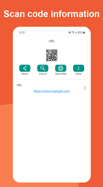 QR and Barcode Scanner  poster 2