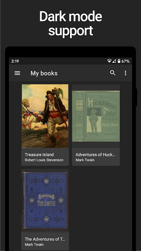 Lithium: EPUB Reader 0.24.1 Screenshots 4