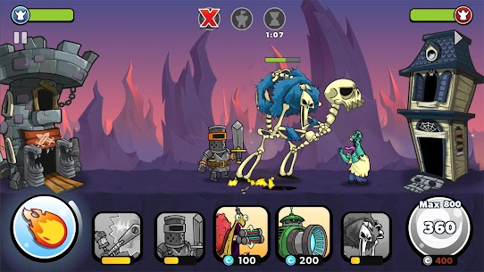 Tower Conquest: Tower Defense MOD APK 22.00.68g (Unlimited Money) 15