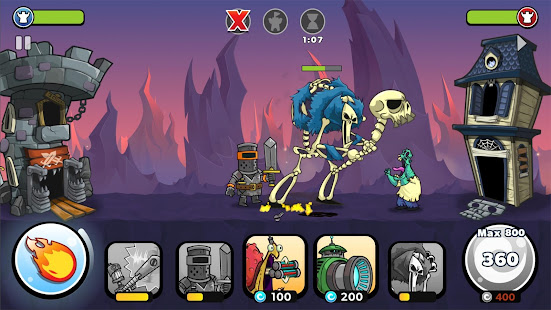 Tower Conquest: Tower Defense Strategy Games 22.00.72g Screenshots 22