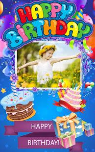 Birthday Photo Frames Editor 2017