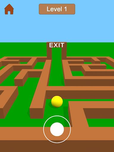 Maze Game 3D 1.15 screenshots 7