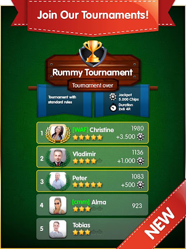 Rummy (Free, no Ads) 1.7.0 screenshots 9