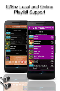 528 Player Pro Apk- Lossless 432hz Audio Music Player 32.0 (Paid) 6