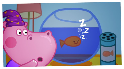 Good Night Hippo 1.3.9 screenshots 3