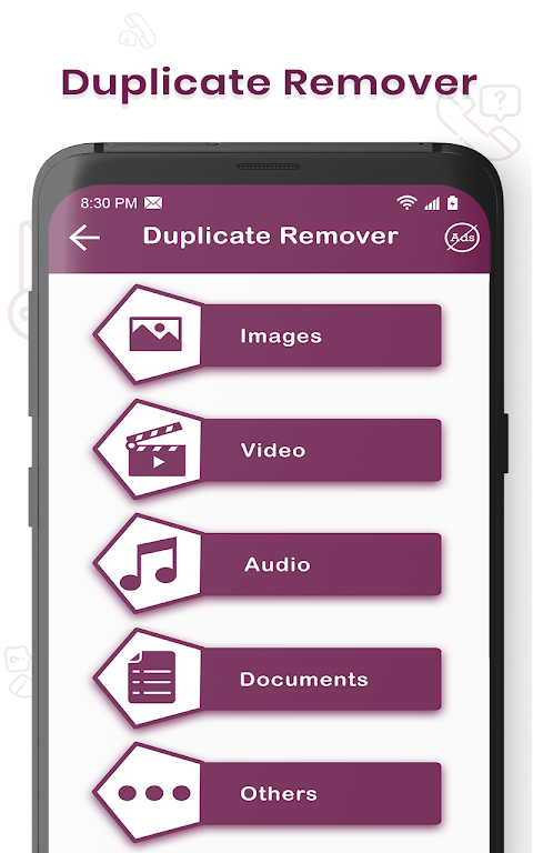 Recover Deleted All Photos, Files And Contacts  poster 7