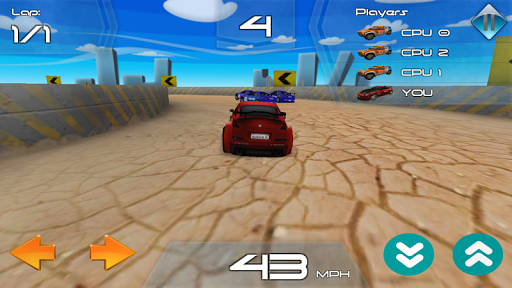 Super Car Racing : Multiplayer 1.0 screenshots 4
