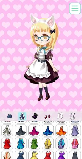 Favorite girl : Dress up game  screenshots 19