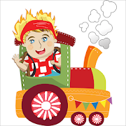 Little Traveller: Learning Games for Toddler Baby