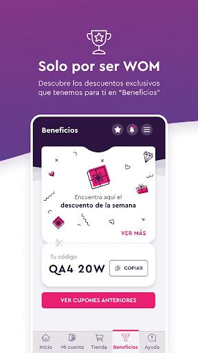 WOM (Chile)  screenshots 4