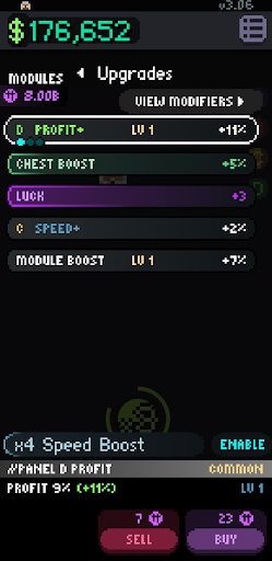 Myriad (incremental idle simulator) screenshots 2