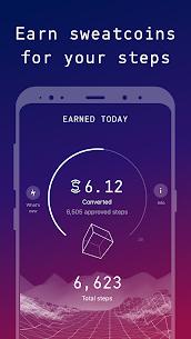 Sweatcoin Yürüme adım sayacı ve adımsayar uygulaması Full Apk İndir 2