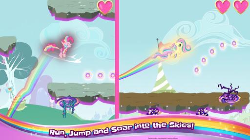 My Little Pony Rainbow Runners 1.6 Screenshots 1