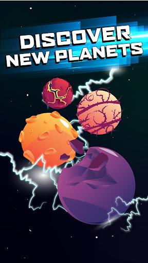 Space Merge: Galactic Idle Game screenshots 2