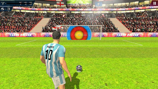 Soccer Championship-Freekick apkpoly screenshots 14