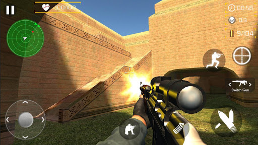 Counter Terrorist Strike Shoot  screenshots 22