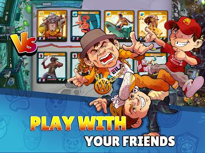 Urban Rivals - Street Card Battler 7.9.2 Screenshots 6