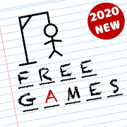 Hangman free: word game