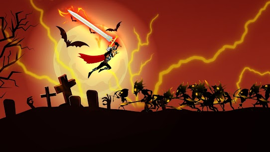 Stickman Legends: Shadow Wars Mod Apk 2.5.4 (Free Shopping) 2