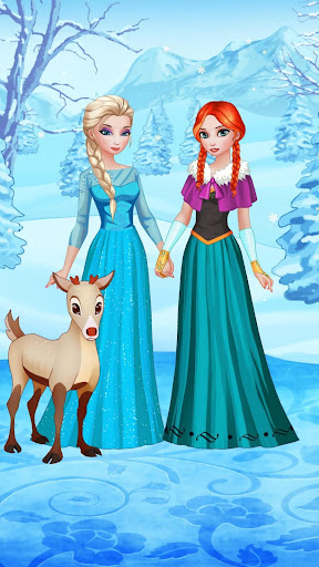 Icy Dress Up - Girls Games  screenshots 8