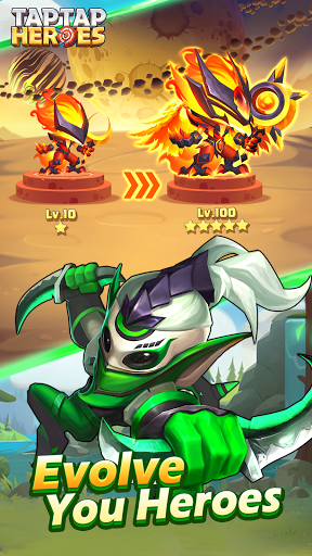 Taptap Heroes:Void Cage 1.0.0303 screenshots 2