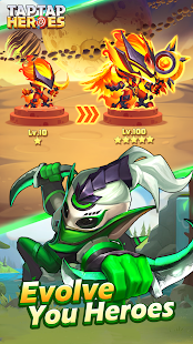 Taptap Heroes:Void Cage Screenshot