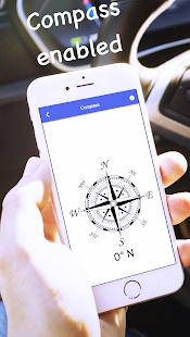 GPS Speedometer and Odometer (Speed Meter) 14.0-beta Screenshots 4