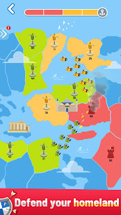 Port War - Conquer World, Tactic & Strategy Game