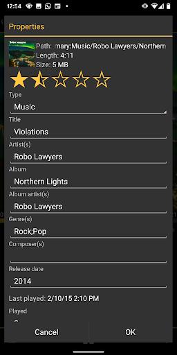 MediaMonkey 1.4.3.0950 screenshots 5