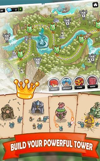 Kingdom Defense 2: Empire Warriors - Tower Defense  Screenshots 4