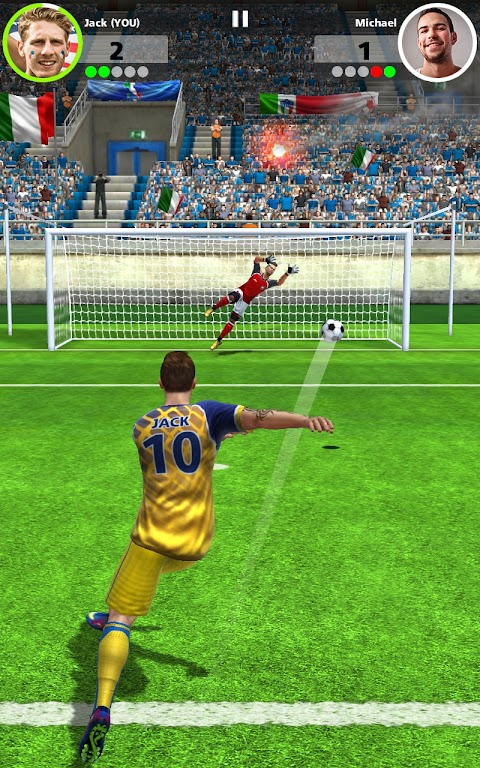 Football Strike - Multiplayer Soccer  poster 11