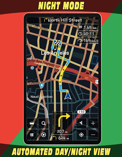 GPS Navigator with Offline Maps 2.6 Screenshots 8