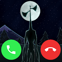 Fake Call From Siren Head - Scary Video Call