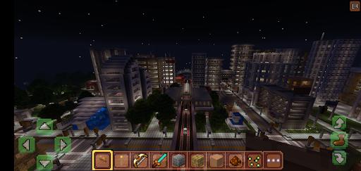 Big City World Craft  screenshots 1