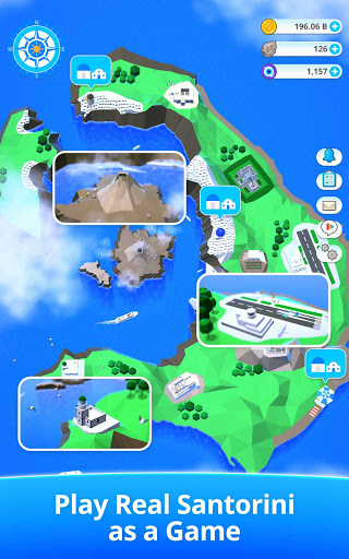 Santorini: Pocket Game  screenshots 20