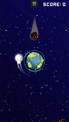 Asteroid Attack 3.0 screenshots 1