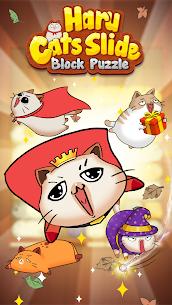 Haru Cats: Slide Block Puzzle Mod Apk (Unlimited Money + No Ads) 8