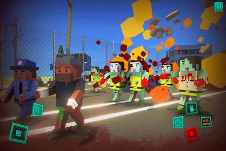 Zombie Pixel Warrior 3D APK + MOD (Unlimited Money) 2