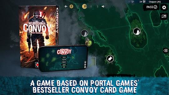 Neuroshima Convoy card game 1.1 Apk 2