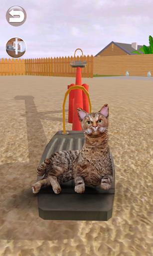 Talking Somali Cat 1.0.6 screenshots 6
