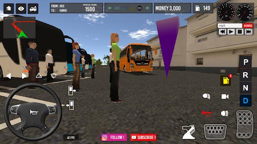 Vietnam Bus Simulator  screenshots 7