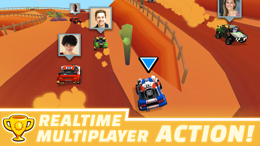 Built for Speed: Real-time Multiplayer Racing apktram screenshots 3