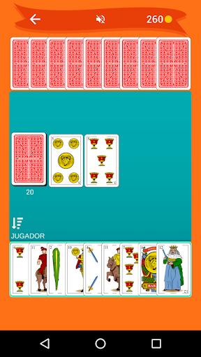 Sevens: card game  screenshots 2
