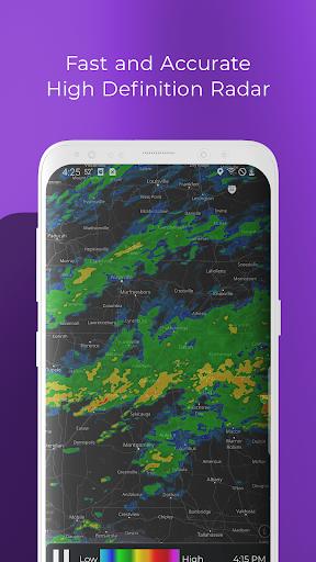 Download APK: MyRadar Weather Radar v8.17.2 [Pro] [Mod]