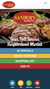 Sanders Market  Apps For Pc (Download For Windows 7/8/10 & Mac Os) Free! 2