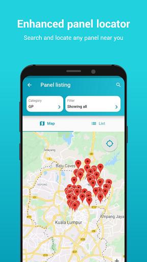 HealthMetrics Employee App 134.4.7 Screenshots 2