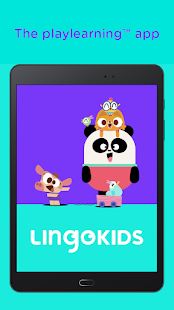 Lingokids - A fun learning adventure